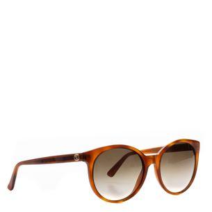 Oculos-Gucci-Acetato-Redondo-Marrom