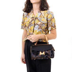 Bolsa-Louis-Vuitton-Limited-Edition-Fleur-de-Jais-Carrousel-Canvas-Monograma