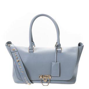 Bolsa-Valentino-Couro-Azul