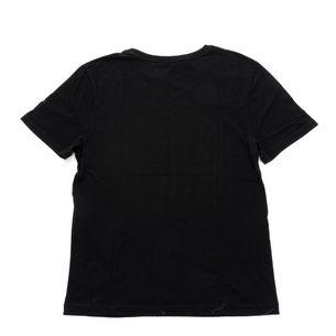 Blusa-T-shirt-Gucci-Preta-Logo