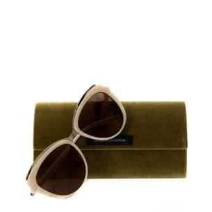 Oculos-DG4304-3084-f9-Dolce-e-Gabbana-Creme-e-Dourado