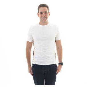 Blusa-T-Shirt-Paul-Smith-Branca