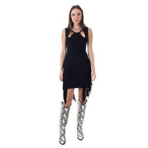 Vestido-Nevada-Love-Bandagem-Preto-com-Franjas