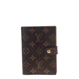 Agenda-Louis-Vuitton-Canvas-Monograma