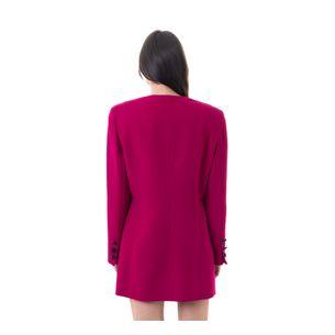 Blazer-Comprido-Rosa-Pink-Vintage