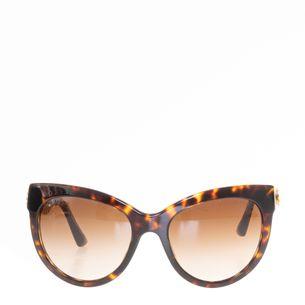 Oculos-Dolce---Gabbana-Marrom-Mesclado-Haste-Floral