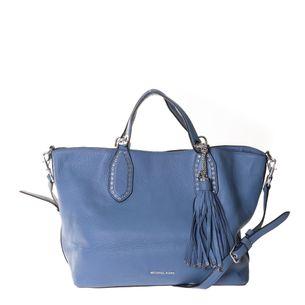 Bolsa-Michael-Kors-Couro-Azul