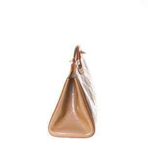 Bolsa-Louis-Vuitton-Roxbury-Verniz-Bege-Monograma