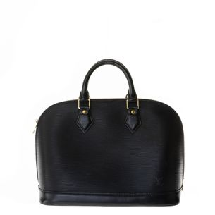 Bolsa-Louis-Vuitton-Alma-Epi-Preta