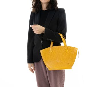 Bolsa-Louis-Vuitton-Saint-Jacques-PM-Epi-Amarelo