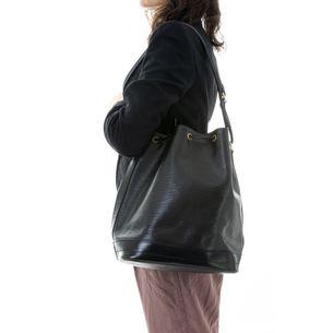 Bolsa-Louis-Vuitton-Vintage-Noe-Epi-Preto